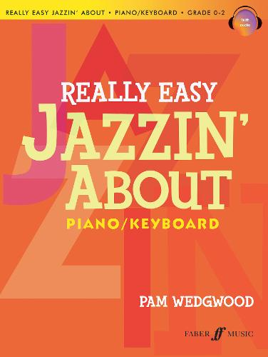 Really Easy Jazzin' About Piano - Jazzin' About