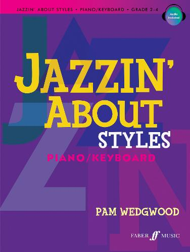 Jazzin' About Styles Piano - Jazzin' About