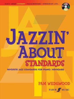 Jazzin' About Standards Piano - Jazzin' About (Paperback)