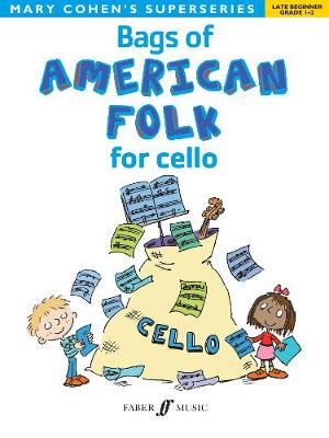 Bags of American Folk for Cello - Bags of (Paperback)