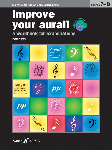 Grade 7-8 - Improve Your Aural (Paperback)