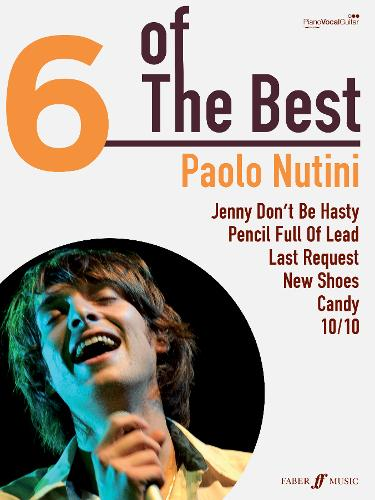 6 Of The Best: Paolo Nutini - 6 of the Best (Paperback)