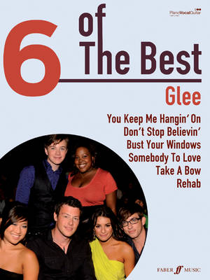 Glee: (Piano, Voice, Guitar) - Six of the Best (Paperback)