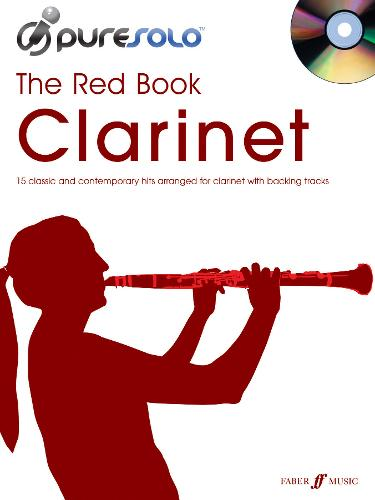The Red Book Clarinet: (Instrumental Solo) - PureSolo