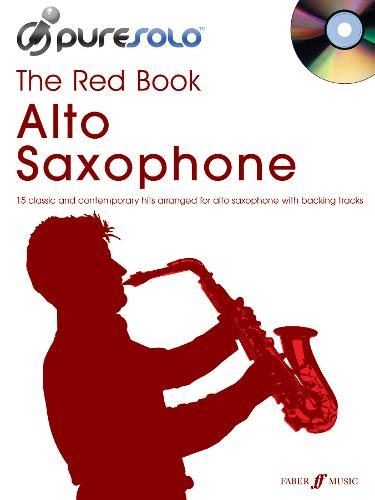 PureSolo: The Red Book Alto Saxophone - PureSolo