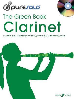 The Green Book Clarinet - PureSolo
