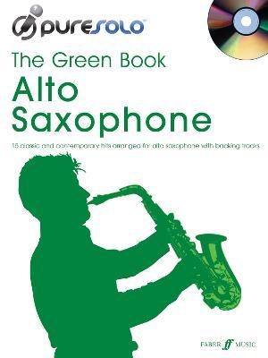 The Green Book Alto Saxophone - PureSolo