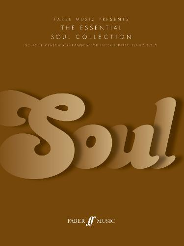 The Essential Soul Collection: (Piano Solo) - Essential Collections (Paperback)