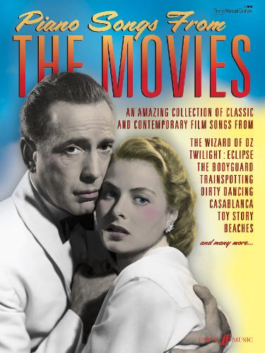 Piano Songs From The Movies: (Piano/Voice/Guitar) (Paperback)