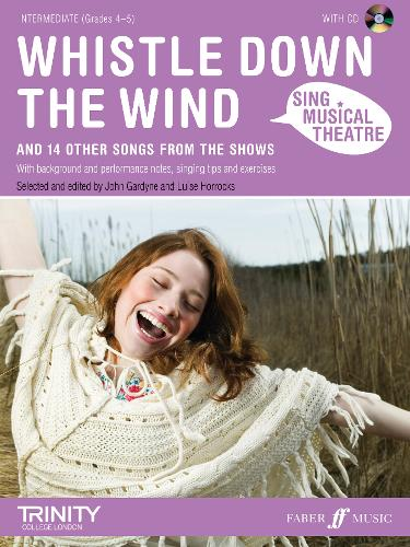 Whistle Down The Wind: Piano/Voice/Guitar - Sing Musical Theatre