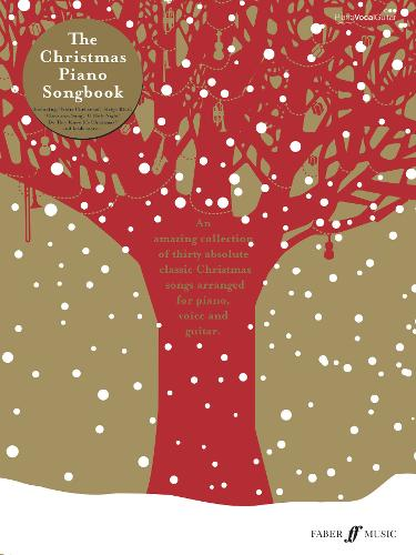 The Christmas Piano Songbook: (piano, Voice, Guitar) (Paperback)