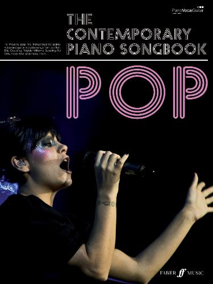The Contemporary Piano Songbook: Pop: (Piano/Voice/Guitar) (Paperback)