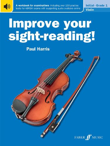 Improve Your Sight-Reading! Violin Grade 1 - Improve Your Sight-reading! (Paperback)