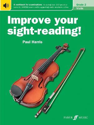 Violin Grade 2: Violin Solo - Improve Your Sight-Reading! (Paperback)