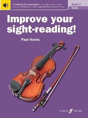 Improve your sight-reading! Violin Grade 4 - Improve Your Sight-reading! (Paperback)