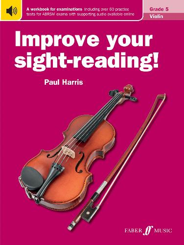 Violin Grade 5: Violin Solo - Improve Your Sight-Reading! (Paperback)