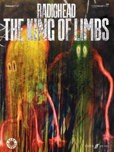 The King Of Limbs: Piano/Voice/Guitar (Paperback)