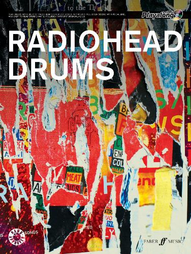 Radiohead Authentic Drums Playalong - Authentic Playalong