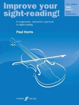 Violin Grade 1 - Improve Your Sight-Reading! (Paperback)