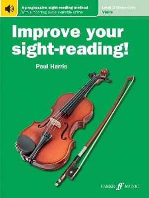 Improve Your Sight-Reading! Violin Level 2 US EDITION (New Ed.) - Improve Your Sight-reading! (Paperback)