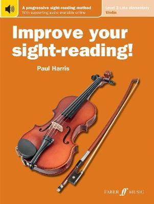 Violin Grade 3 - Improve Your Sight-Reading! (Paperback)