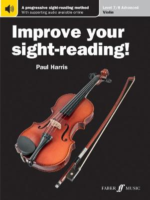 Improve Your Sight-Reading! Violin Level 7-8 US EDITION (New Ed.) - Improve Your Sight-reading! (Paperback)