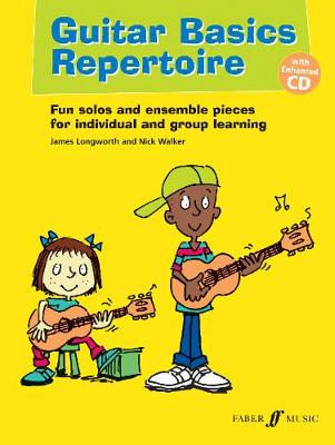 Guitar Basics Repertoire - Guitar Basics