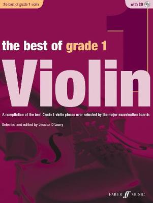 The Best of Grade 1 Violin (Violin with Piano Accompaniment) - Best of Grade (Paperback)