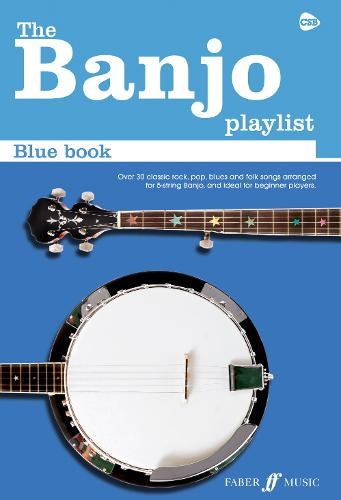 The Banjo Playlist: Blue Book (Paperback)