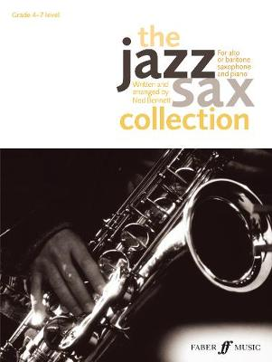 The Jazz Sax Collection: (Alto or Baritone Saxophone) (Paperback)