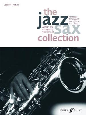 The Jazz Sax Collection (Tenor/Soprano Saxophone) (Paperback)