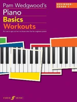 Pam Wedgwood's Piano Basics Workouts - Basics Series (Paperback)