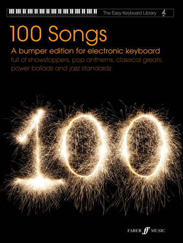Easy Keyboard Library:100 Songs - Easy Keyboard Library (Paperback)