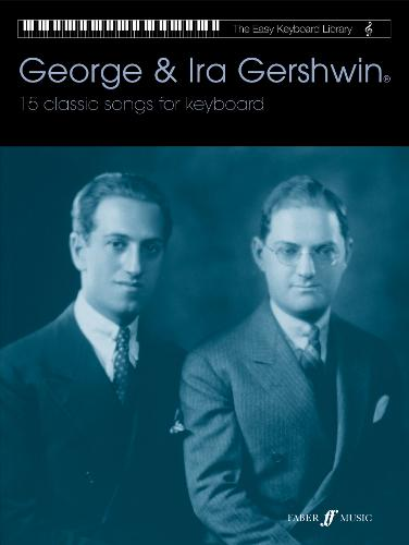Easy Keyboard Library: George & Ira Gershwin - Easy Keyboard Library (Paperback)