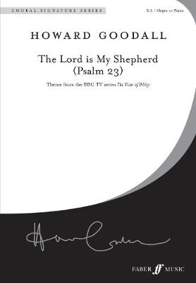 The Lord is My Shepherd (Psalm 23) Upper Voices with Piano or Organ (Paperback)