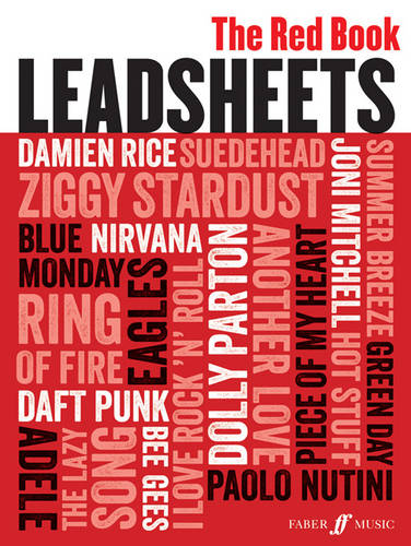 Leadsheets (Red Book) (Paperback)