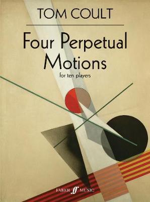 Four Perpetual Motions (Score) (Paperback)