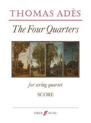 The Four Quarters (String Quartet/Score Only) (Sheet music)