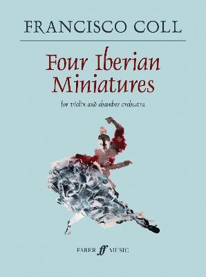 Four Iberian Miniatures (Sheet music)