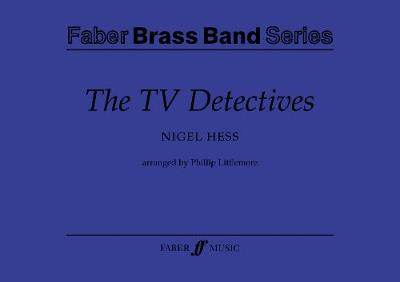 The TV Detectives (Paperback)