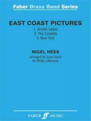 East Coast Pictures - Faber Brass Band Series (Paperback)
