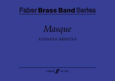 Masque - Faber Brass Band Series (Paperback)