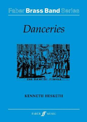 Danceries - Faber Brass Band Series (Paperback)