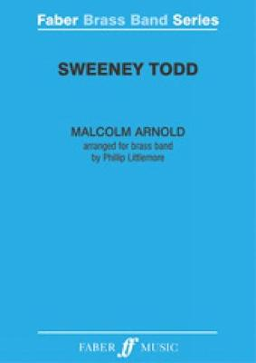 Sweeney Todd Suite - Faber Brass Band Series (Sheet music)