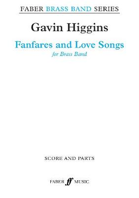 Fanfares And Love Songs (Score & Parts) - Faber Brass Band Series (Paperback)