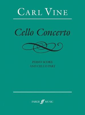 Concert for Cello (Piano Reduction and Cello Part) (Sheet music)