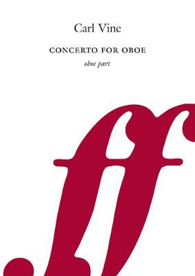 Concerto for Oboe (Oboe Part) (Sheet music)