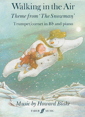 Walking in the Air: (Trumpet and Piano) (Paperback)