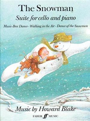 The Snowman Suite: (Cello and Piano) (Paperback)