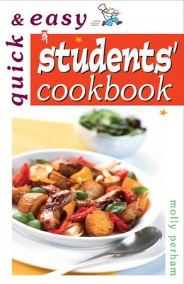 Quick and Easy Student's Cookbook - Quick and Easy (Paperback)